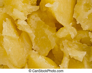 close up of indian ghee food background