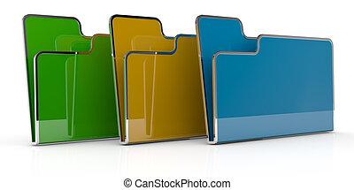 computer folder