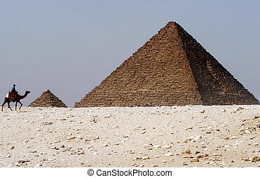 Egypt Travel Photos - The Great Pyramids in Giza - An...