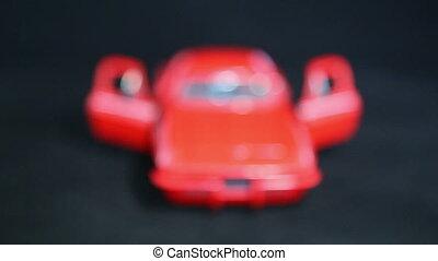 car - small model car