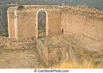 Castle of Montalban, San Martin de