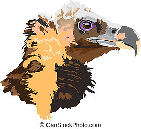Eagles made in eps Abstract - Eagles
