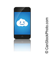 Cloud computing on mobile,
