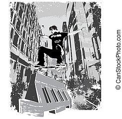 street spirit skater