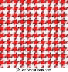 checkered, toalha de mesa