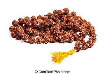 Japa mala (prayer beads) - Buddhist or Hinduist Japa mala...