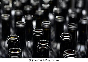 Wine bottles - Empty wine bottles