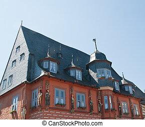 Goslar - Marktplatz in Goslar