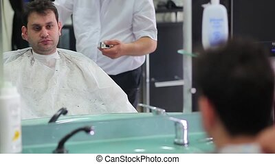 barber shop - barbershop haircut