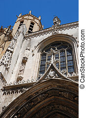 Aix en provence - The Saint Sauveur Cathedrale in Aix en...
