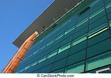 Glass Facade - 1