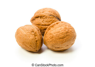 walnut - Cooking ingredient series walnut for adv etc of...