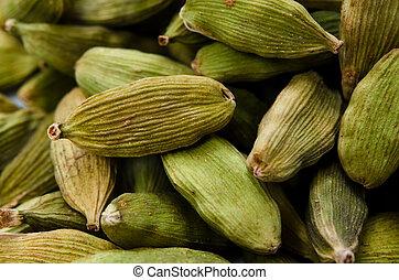 cardamon - Cooking ingredient series cardamon. for adv etc....
