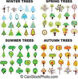 Tree Season Set