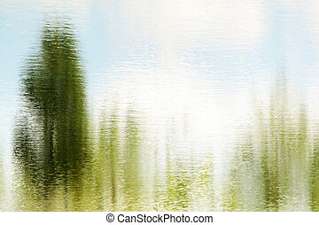 pintura,  câmera, cenas, natureza