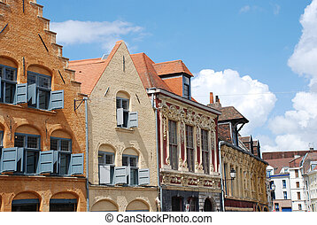 Historical Buildings in Lile