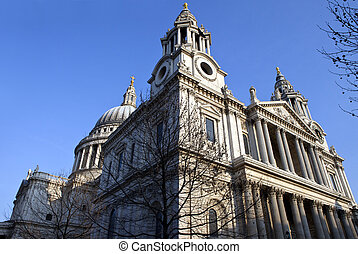 St. Paul's Cathedral in London