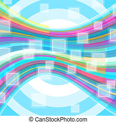 Abstract background. Social Networks - Vector Abstract...
