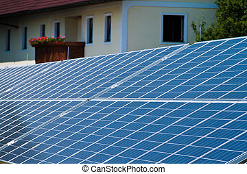 alternative solar energy. solar energy