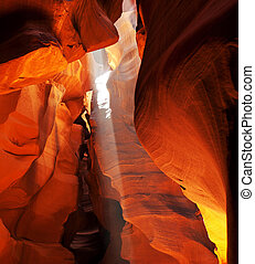 Antelope canyon - Canyon Antelope