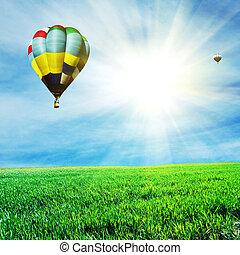 Baloon - air balloon