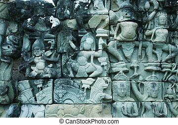 Carve - ancient carve