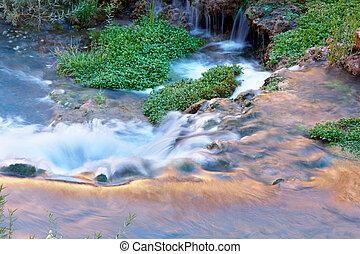 Cascade - Water cascade