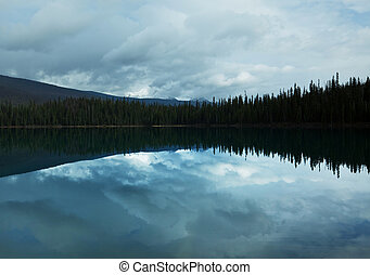 Canadian lake - lake in Canada