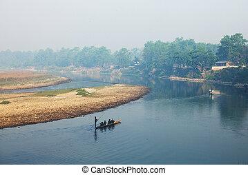 Chitwan in Nepal