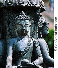 Buddhas statye - Buddha statue
