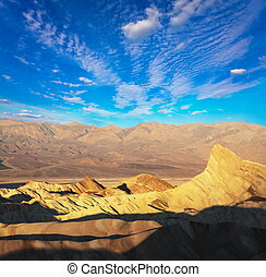 Dearth valley - Death valley