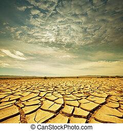 Drought lands - Drought land