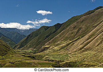 Overview of the Andes