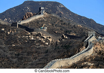 Beijing-Great Wall of China - Great Wall of China.