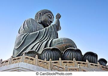 洪, 旅行,  -,  kong, 相片, 中國
