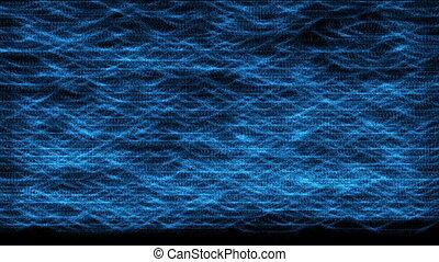 screen dust blue