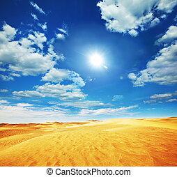 Desert - Gobi desert
