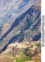 Ethiopian landscapes - Ethiopia