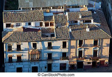 Granada in Spain