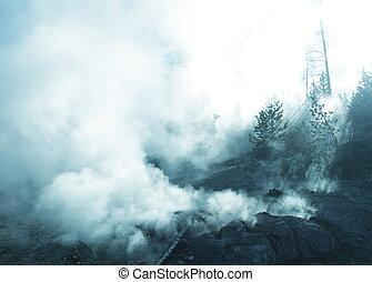 Geyser - geyser