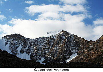 High mountains - high mountains