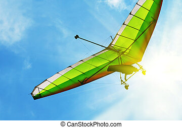 Hang-glider - Hang glider