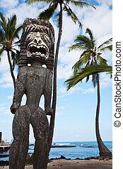hawaiano, Tiki