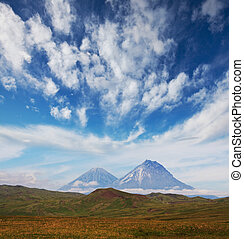 Kamchatka - mountains meadow