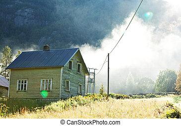 Mountain hut - Mountains hut