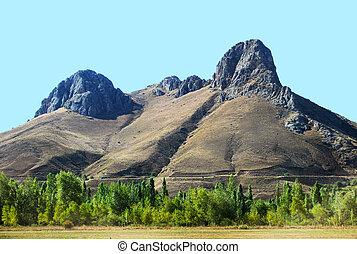 Landscape in Turkey