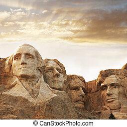 Rushmoor - Mount Rushmore