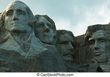 Rushmoore - Mount Rushmore