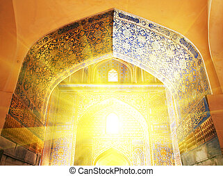 Samarkand - Palace in Bukhara