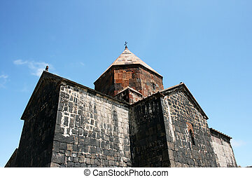 Sevanavank - The 9th century Armenian monastery of...
